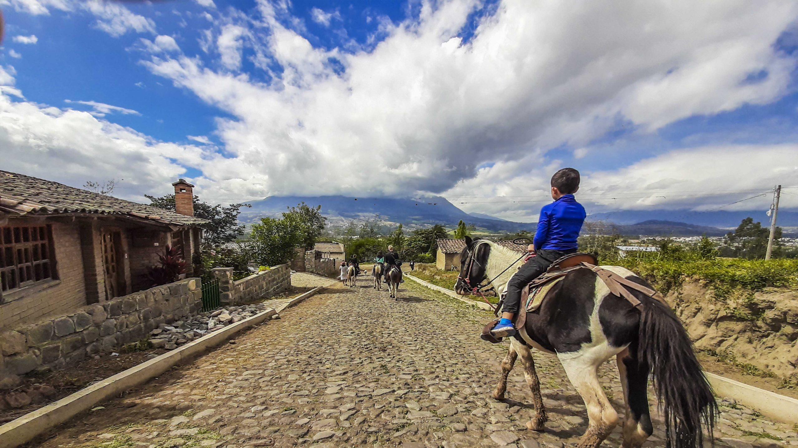 HORSEBACK RIDING COMUNIDAD-LA-CALERA